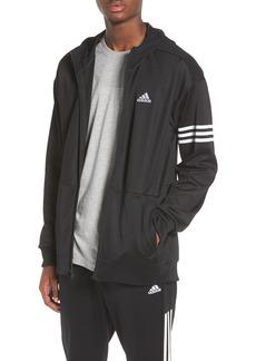 adidas Casual Regular Fit Sweater Jacket