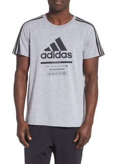 adidas Classic International Regular Fit T-Shirt