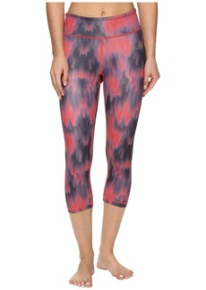 adidas Clima Studio Mid-Rise 3/4 Tights – Northern Lights Print