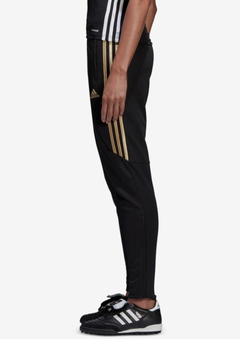 94e9f7bb ClimaCool Metallic Tiro Soccer Pants