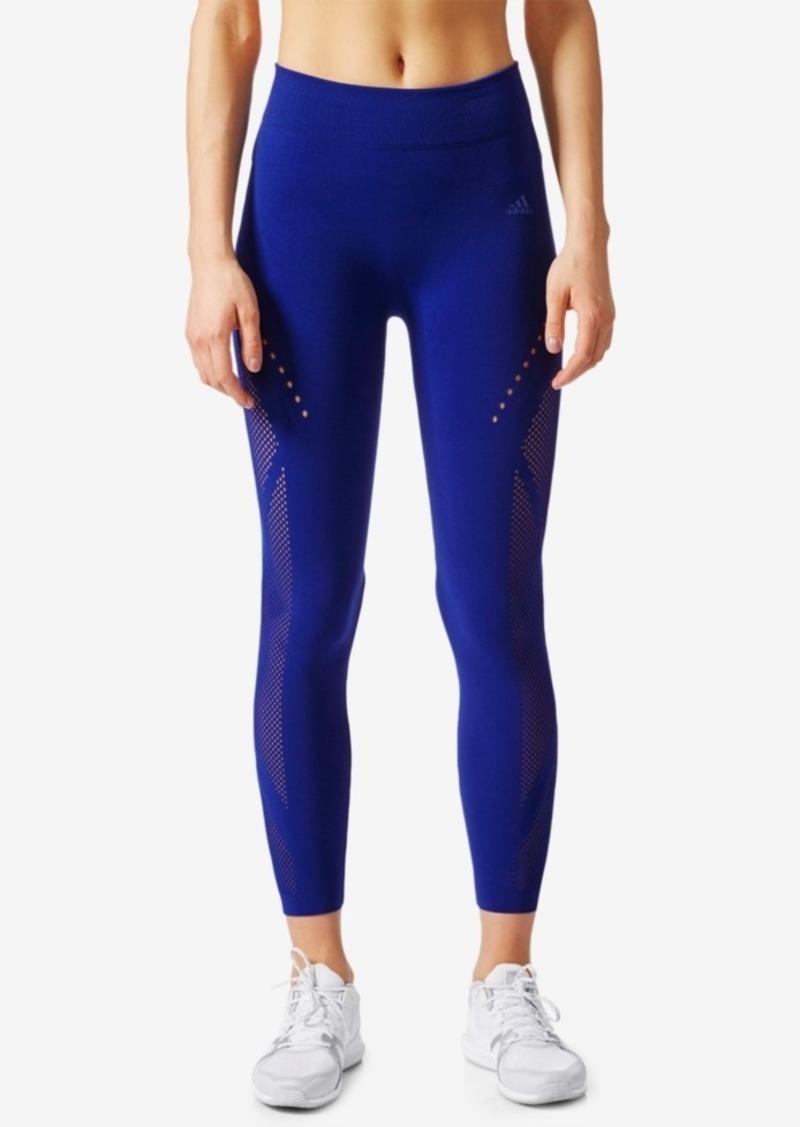 dfafb52fea0be Adidas adidas ClimaCool Warp-Knit Leggings   Casual Pants