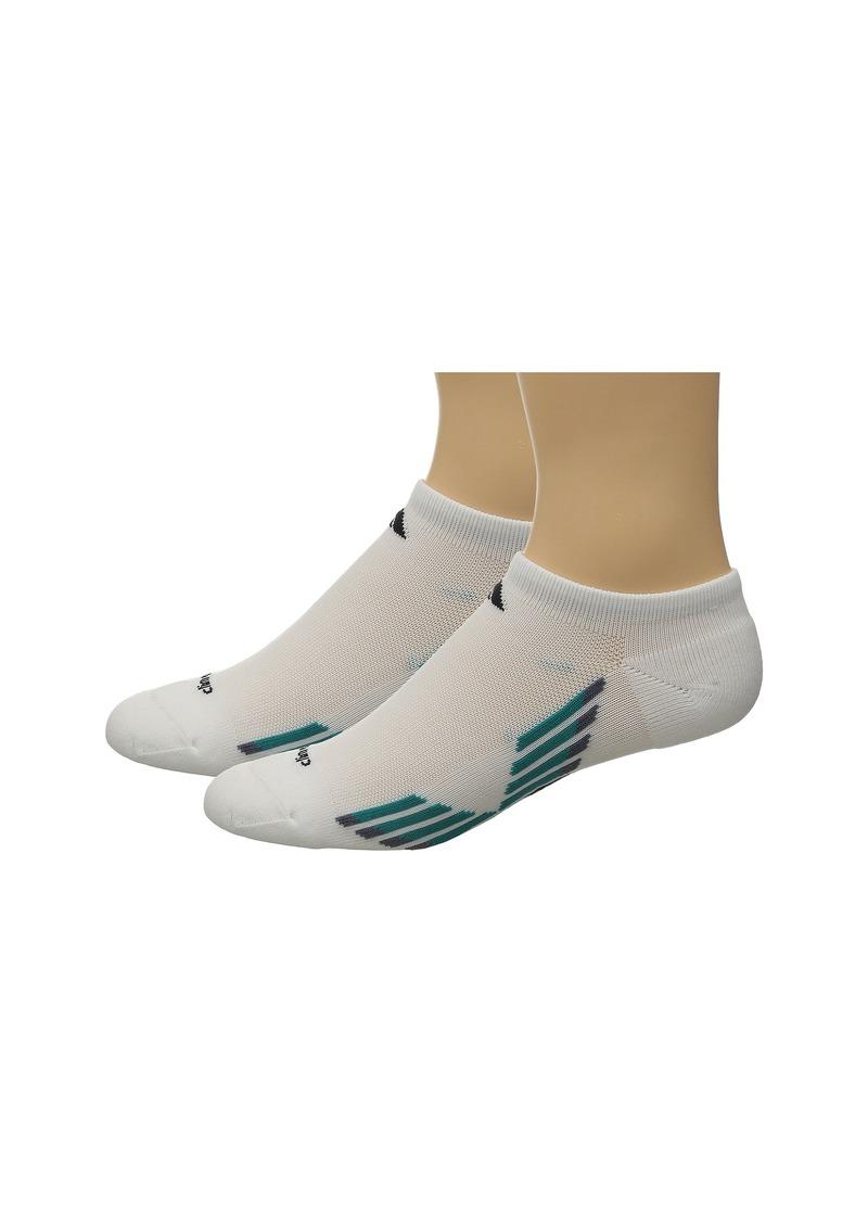 adidas climacool® X III 2-Pack No Show Socks