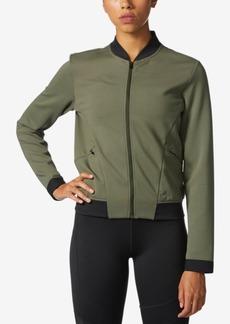 adidas ClimaLite Bomber Jacket