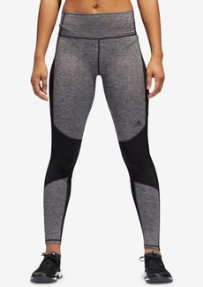 adidas ClimaLite Compression Colorblocked Leggings