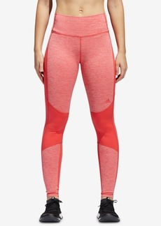 adidas ClimaLite Compression Colorblocked Leggings