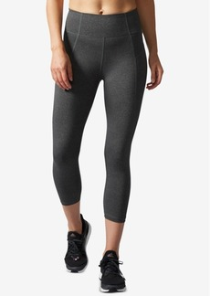 adidas ClimaLite Cropped Compression Leggings