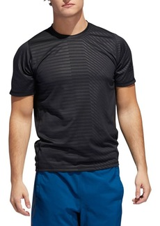 Adidas Climalite FreeLift Sport Ultimate Jersey Tee