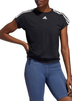 Adidas Climalite Side-Tie Tee