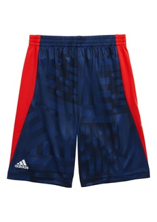 adidas Climalite® USA Flag Athletic Shorts (Toddler Boys & Little Boys)