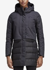 adidas ClimaWarm Water-Repellent Down Parka