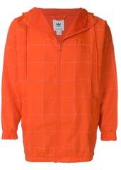 Adidas CLRDO windbreaker jacket - Yellow & Orange