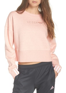 adidas Coeeze Crop Sweatshirt
