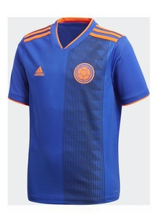 adidas Colombia National Team Away Stadium Jersey, Big Boys (8-20)