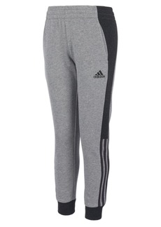 adidas Colorblocked Jogger Pants, Little Boys