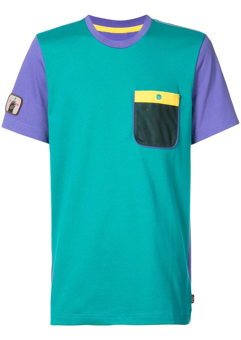 ee02d6e8390b7 Adidas Adidas Pharrell Williams Hu Hiking T-shirt - Green