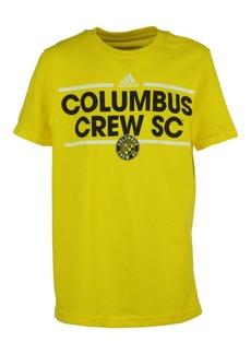 adidas Columbus Crew Sc Dassler T-Shirt, Big Boys (8-20)