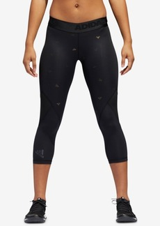 adidas Compression Cropped Leggings