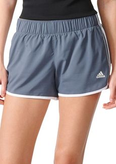 Adidas Contrast Trimmed Shorts
