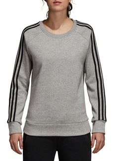 Adidas Core/Neo Essentials 3S Fleece Crewneck Sweatshirt
