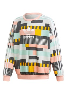 adidas Crewneck French Terry Sweatshirt
