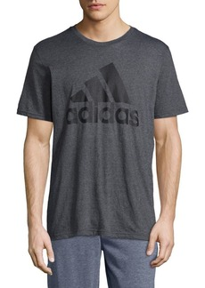 Adidas Crewneck Performance Tee