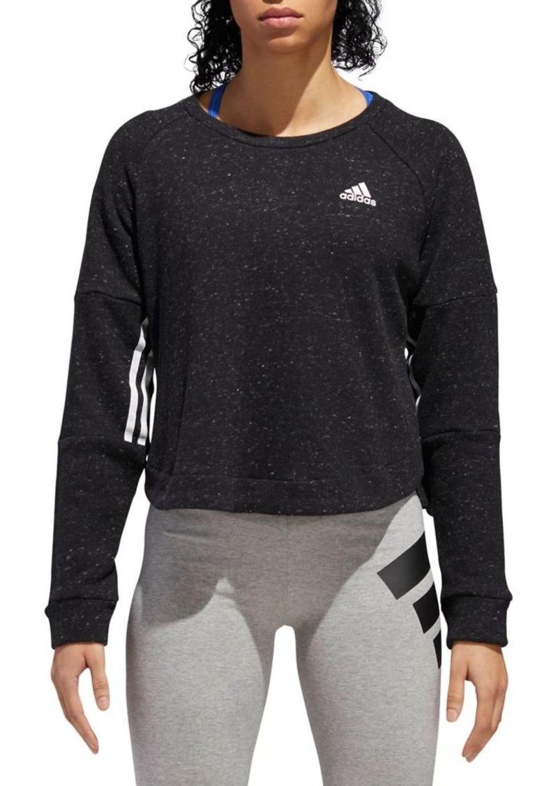 57d1f1e9 Adidas Adidas Crewneck Sweatshirt Now $14.00