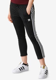 adidas Cropped Cigarette Pants
