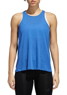 Adidas Cutout Training Tank Top