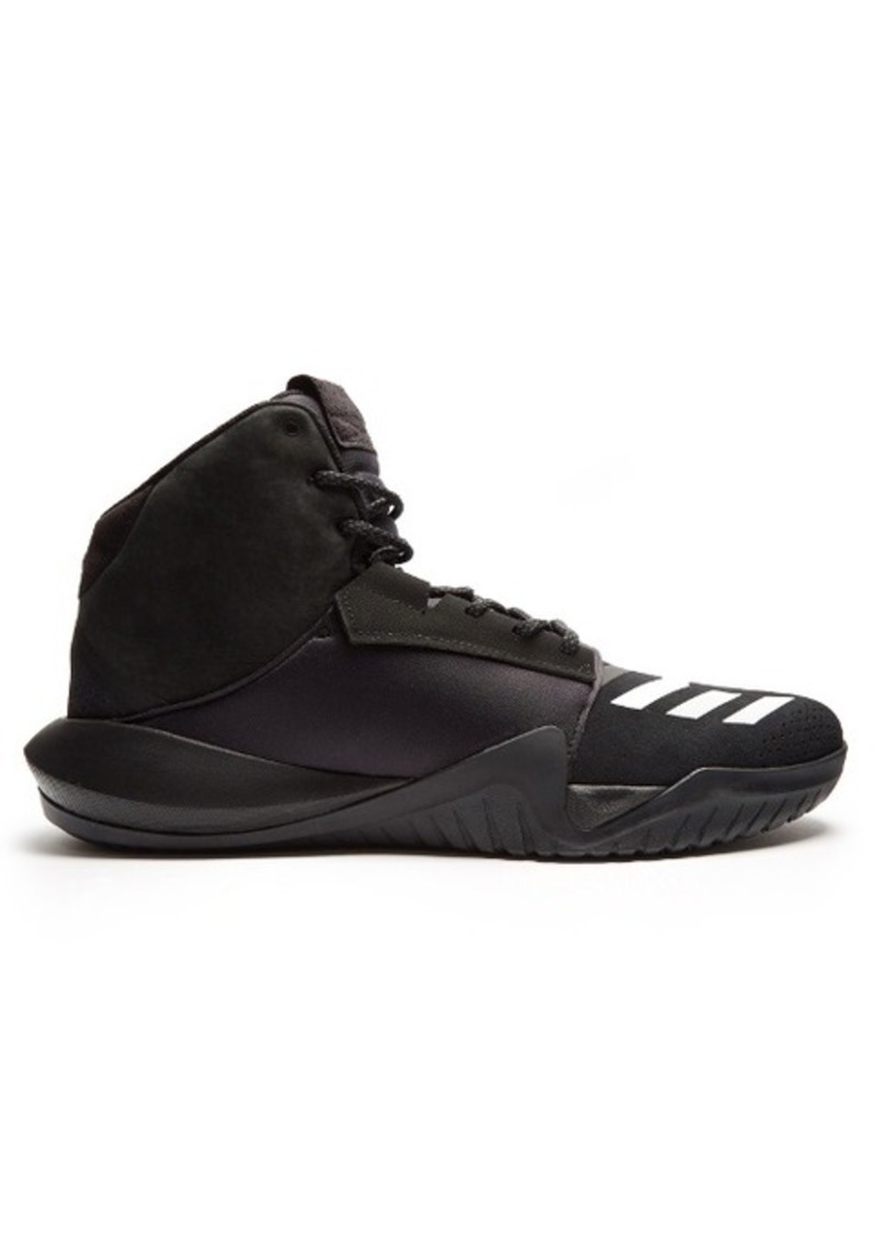 12762aa36 Adidas Adidas Day One Ado Crazy Team high-top trainers