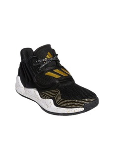 adidas Deep Threat Basketball Shoe (Toddler & Little Kid)