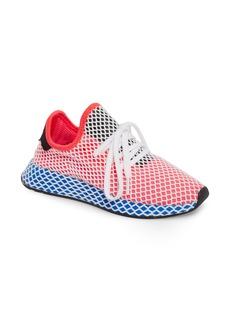 adidas Deerupt Runner Sneaker (Big Kid)