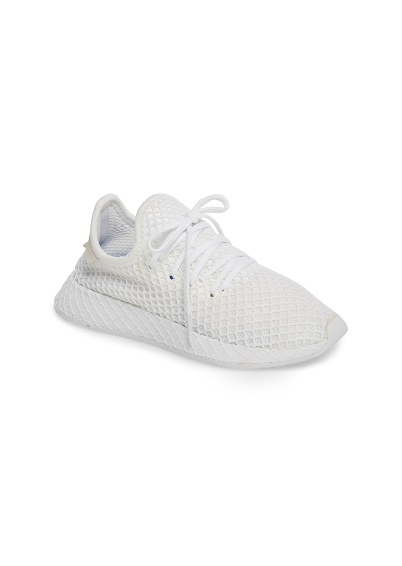 6855018f621c6 Adidas adidas Deerupt Runner Sneaker (Big Kid)