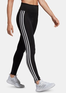 adidas Design 2 Move ClimaLite High-Rise 3-Stripe Leggings