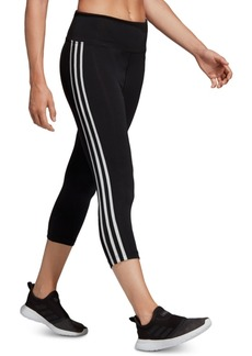 adidas Women's Design 2 Move ClimaLite High-Rise Cropped Leggings
