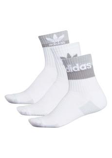 adidas Double Blocked 3-Pack Socks