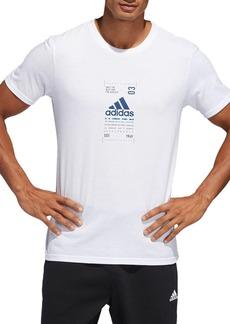 Adidas Emblem Coded Tee