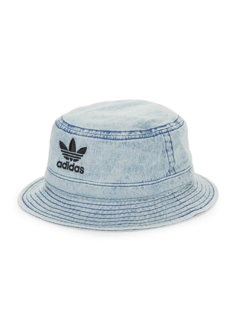 1b158bb0 Adidas Adidas Embroidered Denim Bucket Hat | Misc Accessories