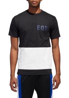 adidas EQT Panel Crewneck T-Shirt