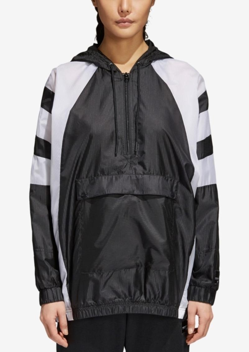 adidas Originals Equipment Hooded Windbreaker