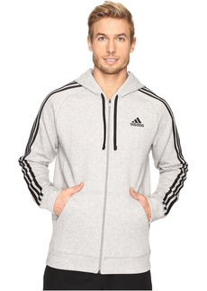 adidas Essential Cotton Full Zip Hoodie