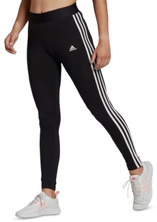 adidas Women's Essentials 3-Stripe Full Length Leggings