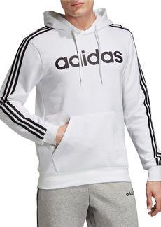 Adidas Essentials 3-Stripe Pullover Hoodie