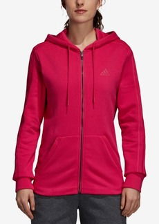 adidas Essentials Fleece Zip Hoodie