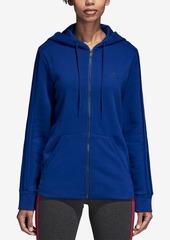 adidas Essentials Fleece Zip Hoodie