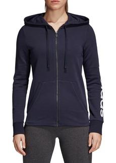 Adidas Essentials Linear Zip Hoodie