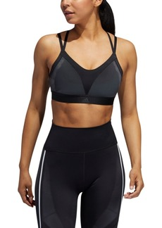adidas FitSense All Me Compression Low-Impact Sports Bra