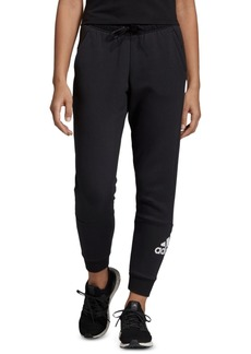 adidas Women's Fleece Logo Sweatpants