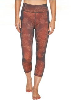 adidas Floral Performer High-Rise 3/4 Tights