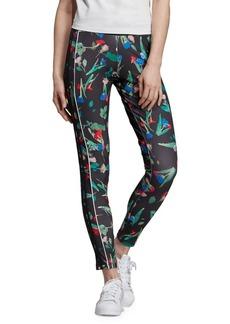 Adidas Floral Stretch Leggings
