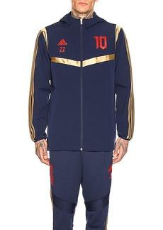 adidas Football Predator Zidane Hooded Jacket